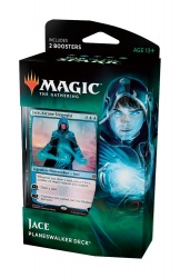 Magic the Gathering War of the Spark Planeswalker Jace Deck